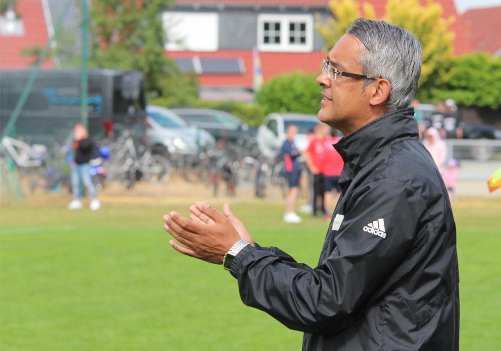 Wird Cheftrainer beim TSC Vahdet: Sean Krebs