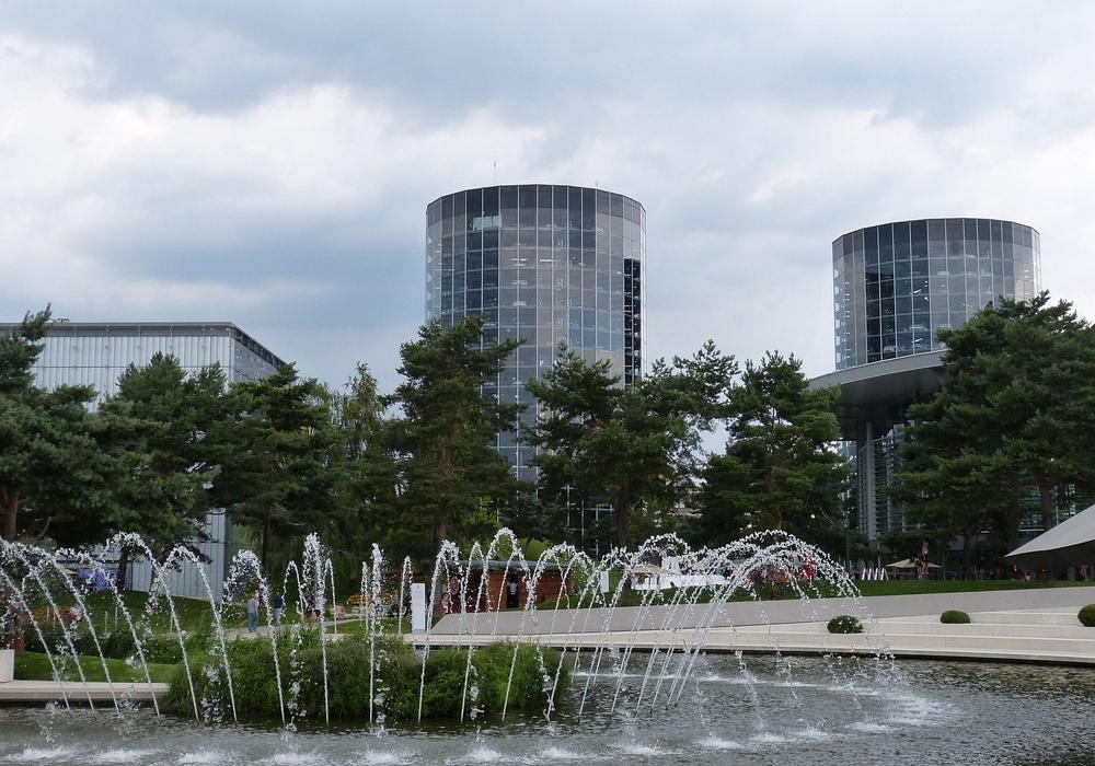 Autostadt Wolfsburg.