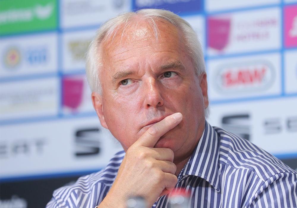 Mit etwas Abstand kann Vollmanns emotionaler Ausbruch in der Pressekonferenz vor dem Spiel beim TSV 1860 München nicht nur kritisch betrachtet werden.