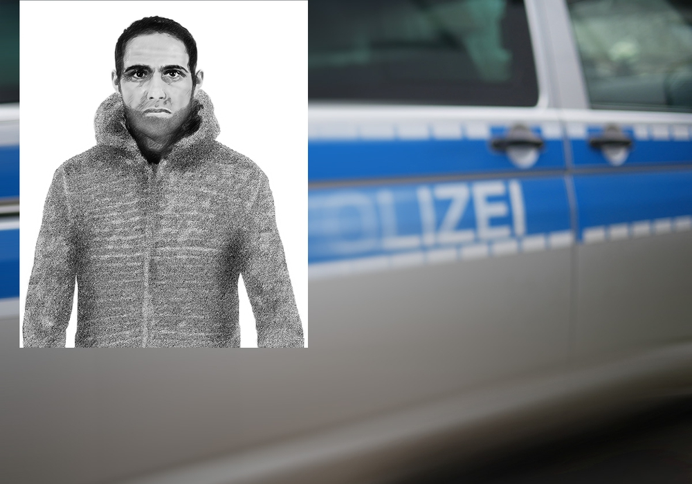 Wer hat diesen Mann gesehen? Foto: Polizei Braunschweig/Alexander Panknin
