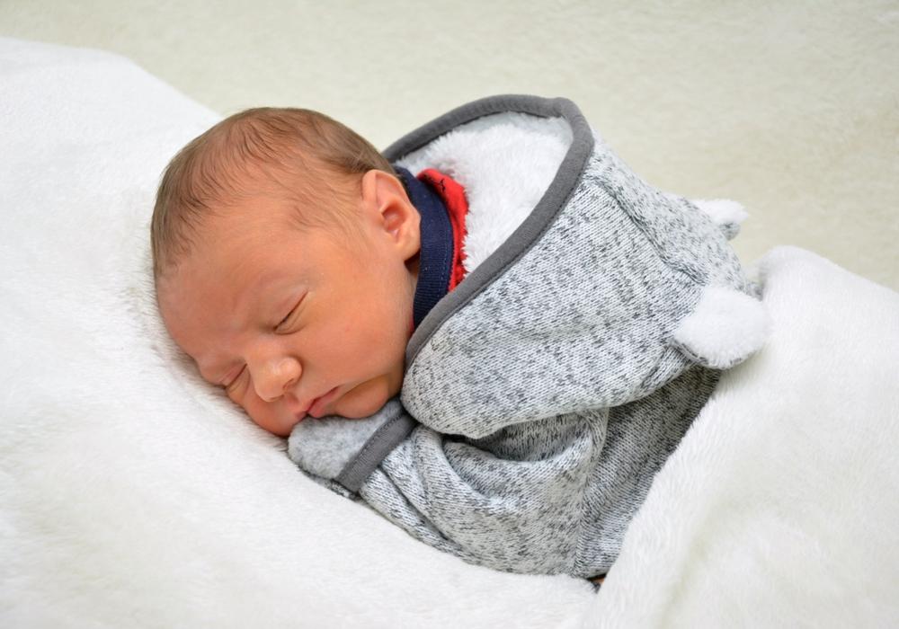 Herzlich Willkommen Finn Goese. Foto: babysmile24.de