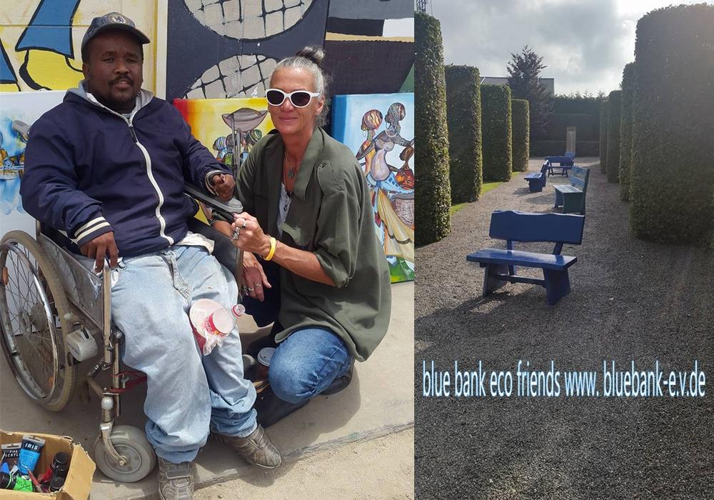 Der Verein Rampen für Goslar möchte Rollstühle für Indien und Namibia spenden. Foto: Privat