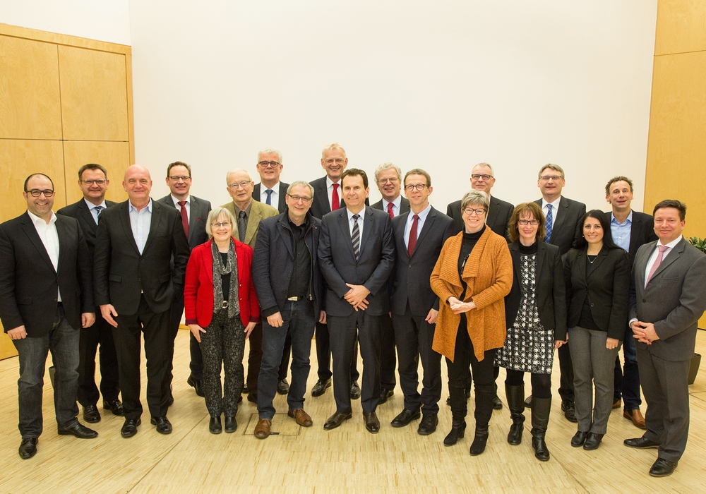 Das ist der neue Aufsichtsrat der Wolfsburg AG. Foto: Wolfsburg AG