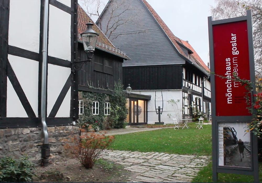 Ab dem 1. April hat das Mönchehaus Museum geänderte Öffnungszeiten. Foto: Anke Donner