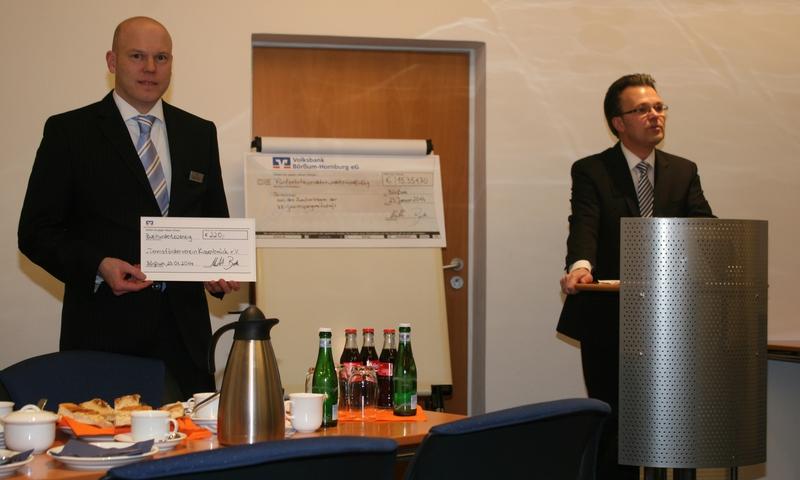Volksbank Börßum-Hornburg eG spendet 10.380 Euro für die ...