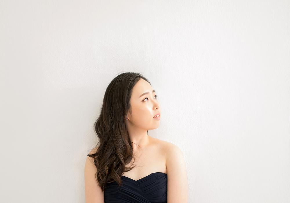 Konzertabend in der Augusteerhalle mit Yukyeong Ji. Foto: Veranstalter