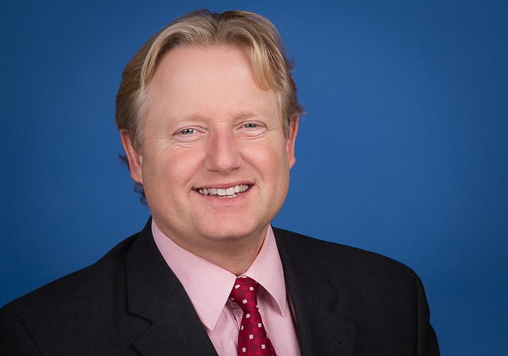 Thorsten Wendt von der CDA Braunschweig ruft zum Wählen auf. Foto: Privat