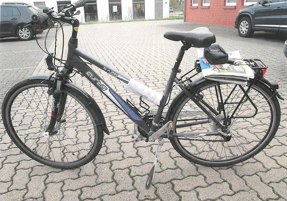 Das Fahrrad sucht seinen Besitzer. Foto: Polizei