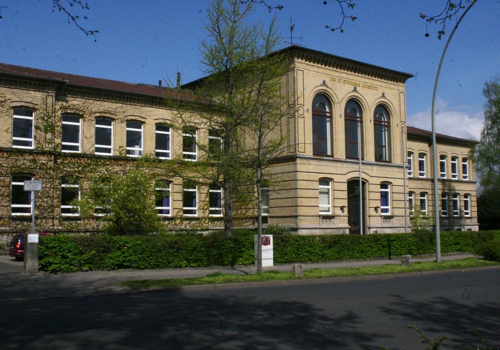 Das Gymnasium Große Schule.