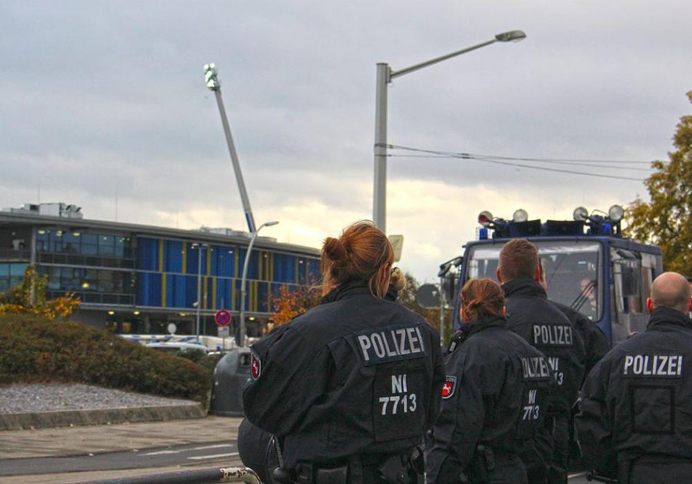 Die Polizeigewerkschaft kritisiert die starke Belastung für die Einsatzkräfte an Ostern. Foto: Frank Vollmer