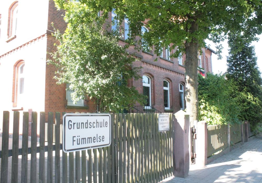 Die Grundschule Fümmelse. Foto: Archiv/Anke Donner