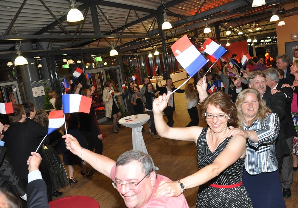 Traditionell findet stets im Mai ein großer Austausch mit Wolfenbüttels französischer Partnerstadt Sèvres statt. Foto: Stadt Wolfenbüttel