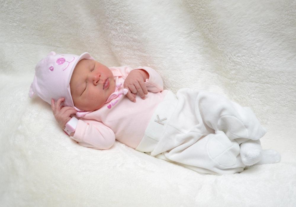 Willkommen Mila Piel. Foto: babysmile24.de