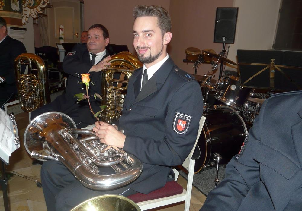 Das Konzert des Landespolizeiorchester begeisterte am Sonntag in St. Andreas Kirche in Langelsheim. Fotos: Koschig