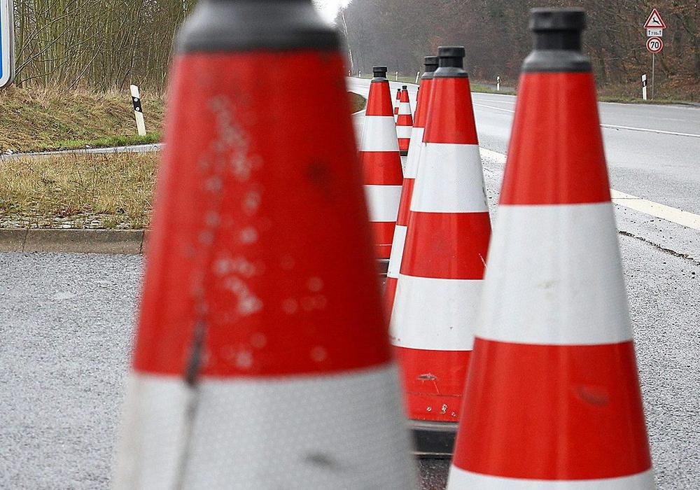Ab Montag kann es zu Behinderungen auf den Autobahnen A391 und A395 kommen. Symbolfoto: Thorsten Raedlein