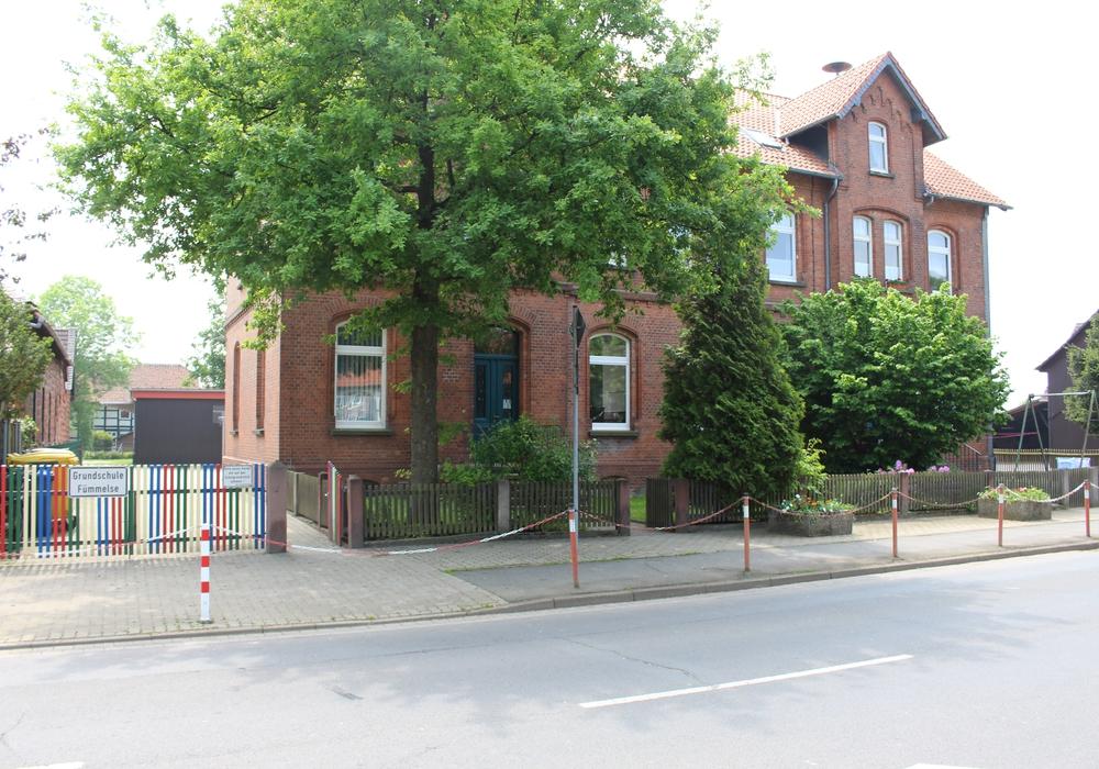 Auf dem Schulhof der Grundschule Fümmelse soll der zweite Bürger-Brunch stattfinden. Foto: Max Förster