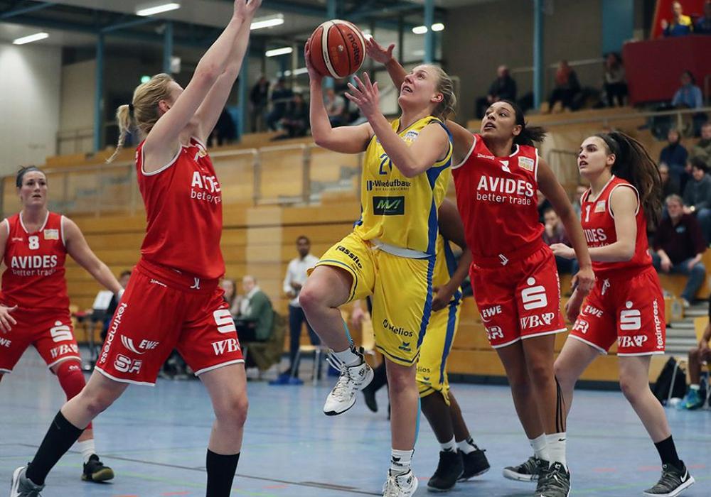 Ilona Brox und ihr Team feierten in Rotenburg ihren vierten Saisonsieg. Foto: Agentur Hübner/Archiv