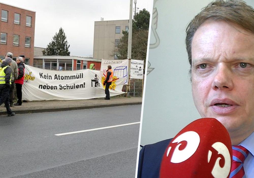 SPD-Fraktionschef Christoph Bratmann sieht das Land in der Pflicht. Foto: Robert Braumann / André Ehlers