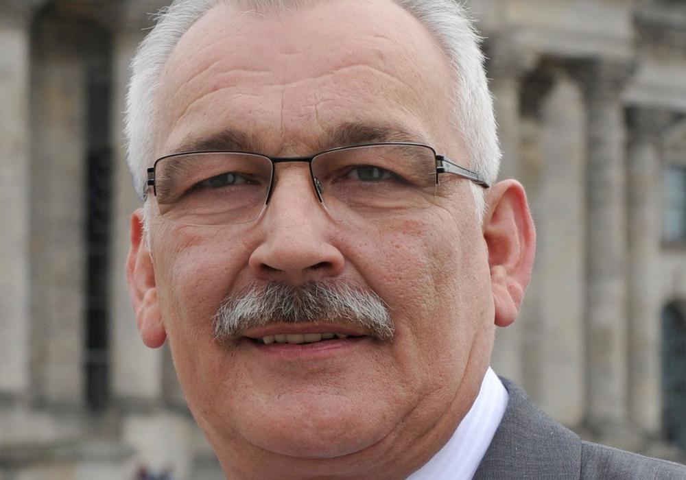 Dr. Wilhelm Priesmeier, Foto: SPD Wahlkreisbüro