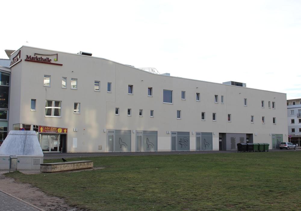 Das Jugendzentrum Haltestelle muss raus aus der Markthalle. Archivbild