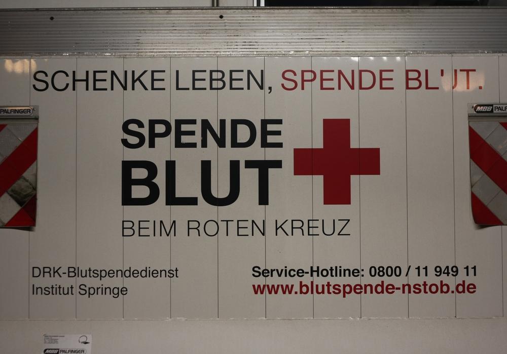 Der Ortsverein Hahndorf des Deutschen Roten Kreuzes (DRK) lädt am  8. September von 16 Uhr bis 19.30 Uhr zur Blutspende in die Mehrzweckhalle im Wiesenweg in Goslar-Hahndorf ein. Symbolfoto: DRK