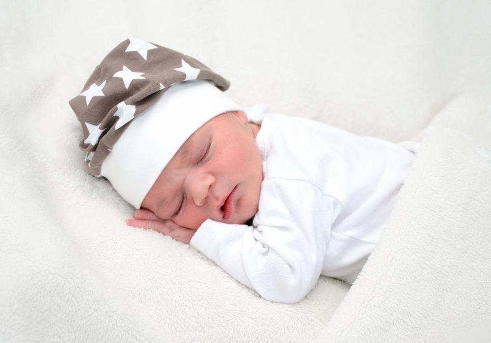 Willkommen, Henry Langer. Foto: babysmile24.de