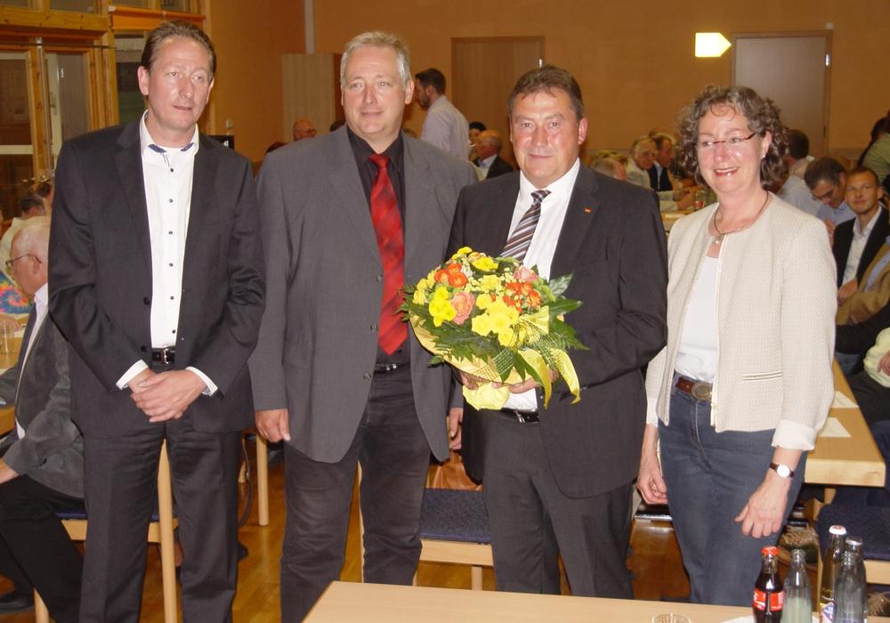 Die CDU nominierte Uwe Lagosky einstimmig als Kandidaten für die Bundestagswahl 2017. Foto: CDU