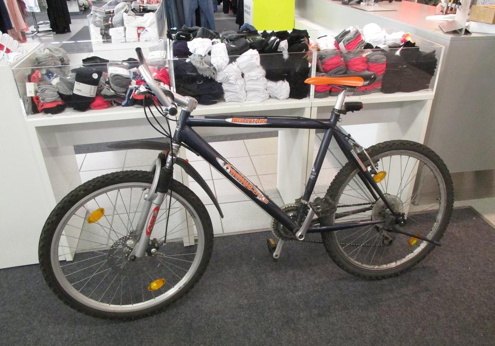Das ist das sichergestellte Fahrrad. Foto: Polizei