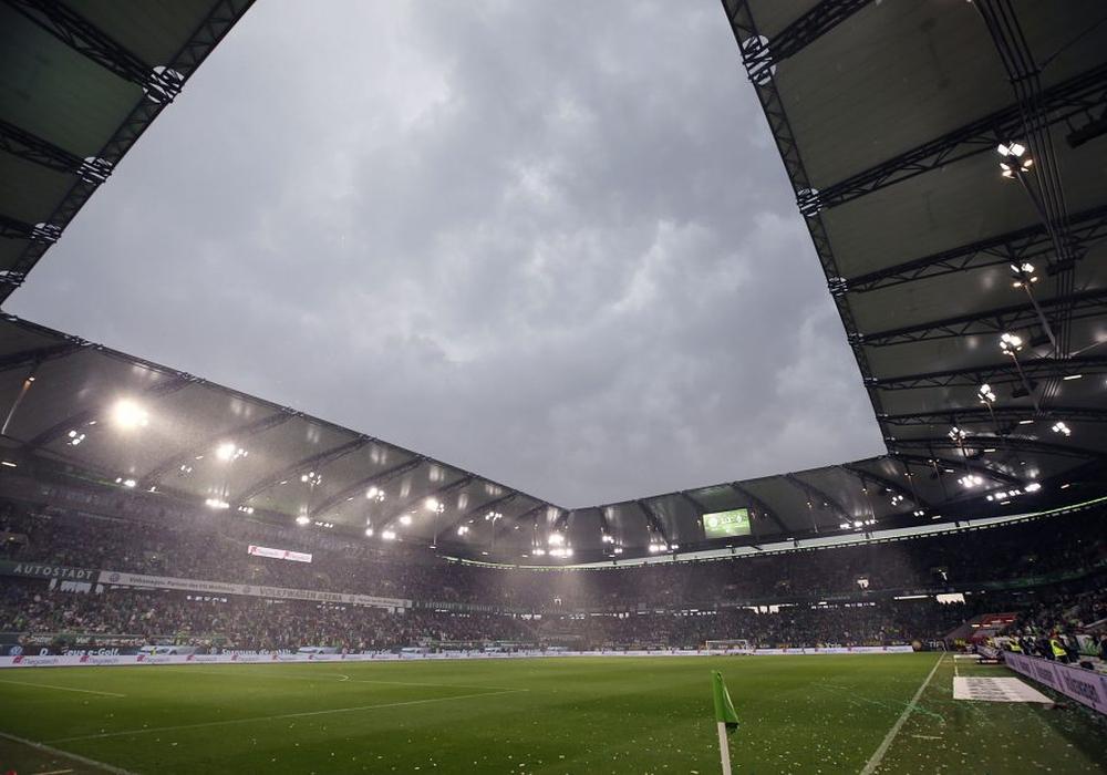 Im kommenden Jahr Austragungsort eines Länderspiels: VW Arena. Foto: Agentur Hübner