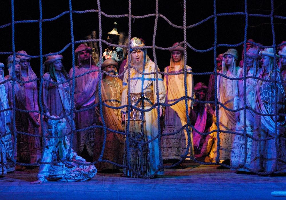 Nabucco: Der gewaltige Chor der Gefangenen wird ein Highlight der Aufführung sein. Foto: Veranstalter