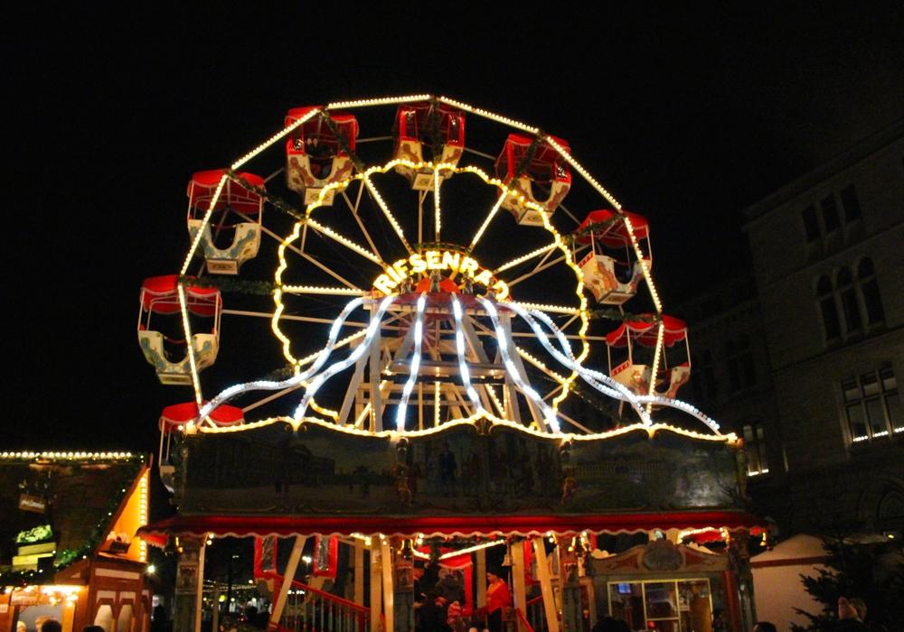 Der Braunschweiger Weihnachtsmarkt ist längst nicht das einzige Highlight in der Region. Foto: Sina Rühland