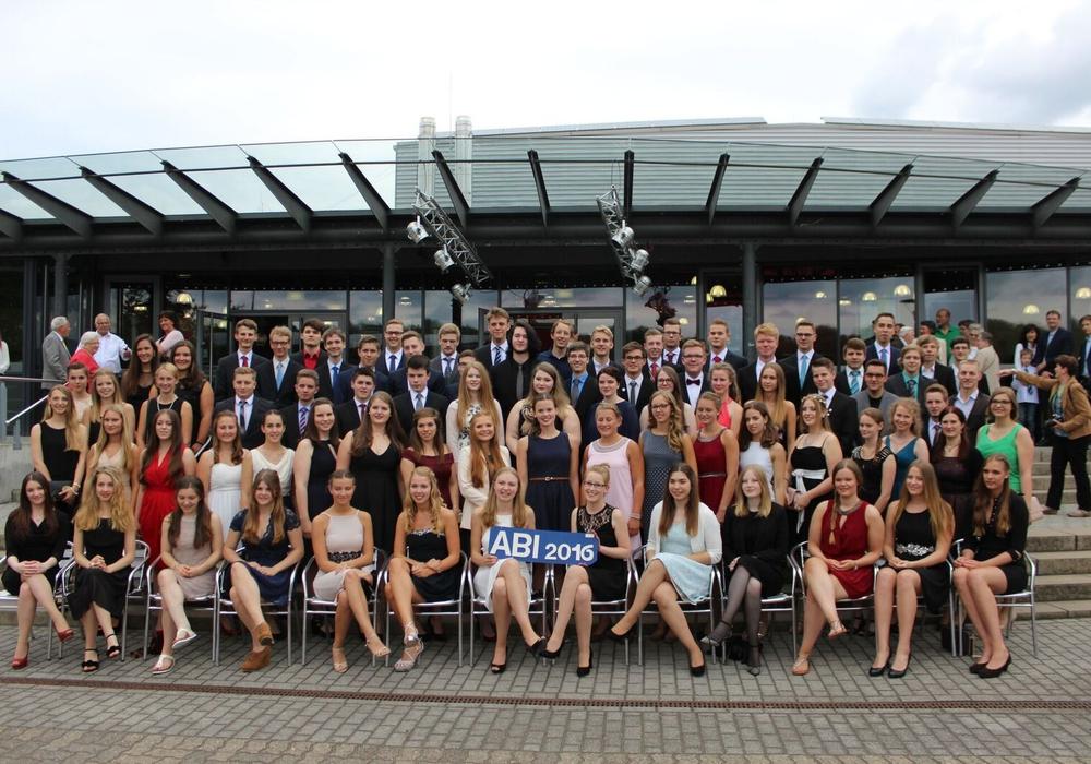 Die Große Schule verabschiedete am Donnerstag ihre Abiturienten. Foto: Privat