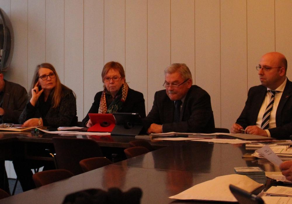 Gestern tagte der Ausschuss für Bildung und Kultur. Foto: Antonia Henker
