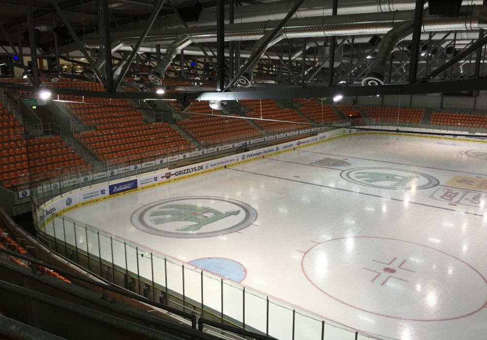 Leer wird die Eis Arena am 29. Dezember ganz sicher nicht sein. Symbolfoto: Frank Vollmer