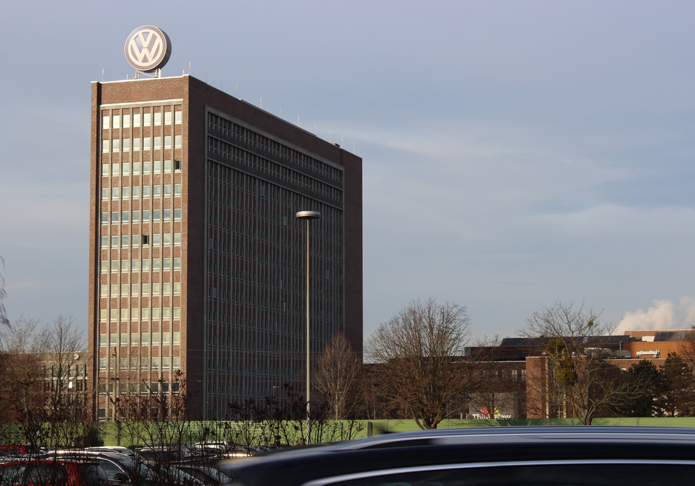 Nun doch - Volkswagen will die Produktion stoppen. (Symbolbild)