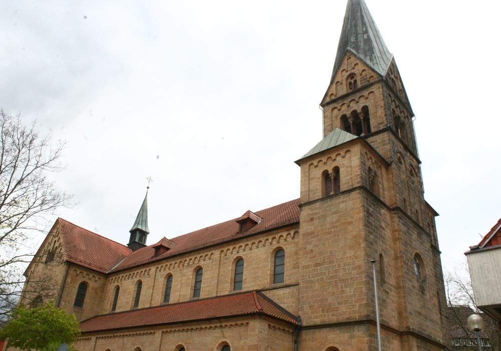 Kirche St. Petrus Foto: Archiv/Anke Donner