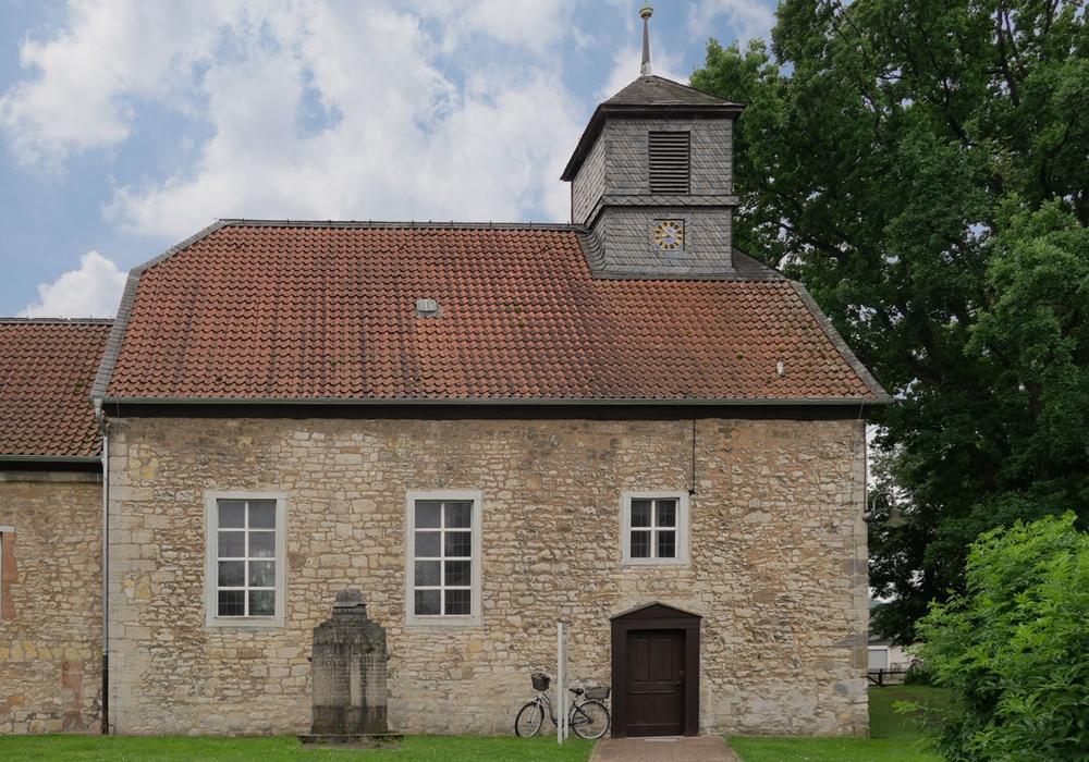 Die evangelisch lutherische Kirche in Bruchmachtersen. Foto: Alexander Panknin