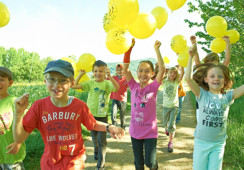 Gezielte Gesundheitsförderung sowie Gewalt- und Suchtvorbeugung sind Inhalte des Unterrichtsprogramms Klasse2000. Foto: AOK