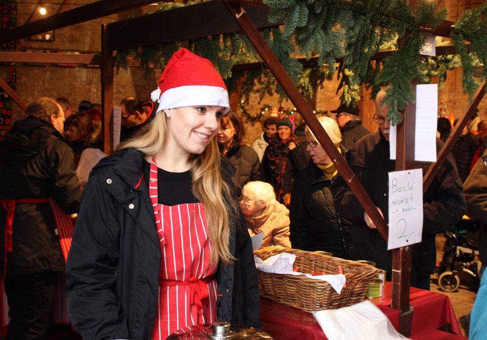 Am kommenden Wochenende findet der Weihanchtsmarkt in Neuerkerode statt. Foto: Stephan Querfurth