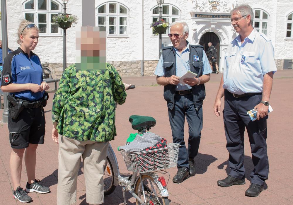 Erst vor wenigen Wochen erwischte die Polizei zahlreiche Verkehrssünder. Foto: Werner Heise