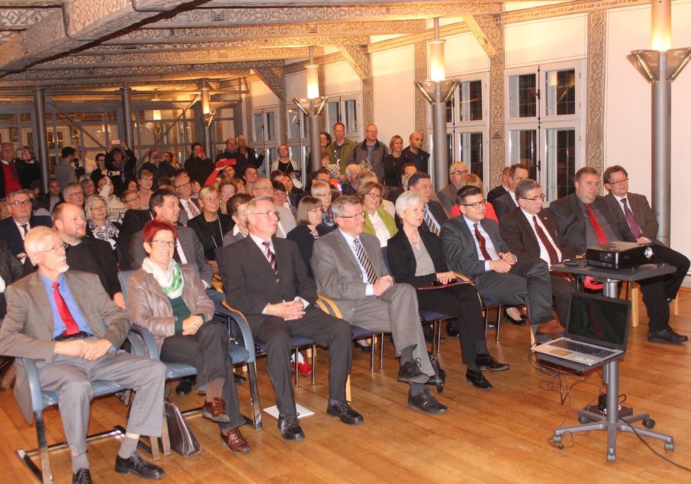 Die Heimatstiftung Wolfenbüttel feierte am Montagabend ihr 125-jähriges Jubiläum im Ratssaal. Fotos: Anke Donner