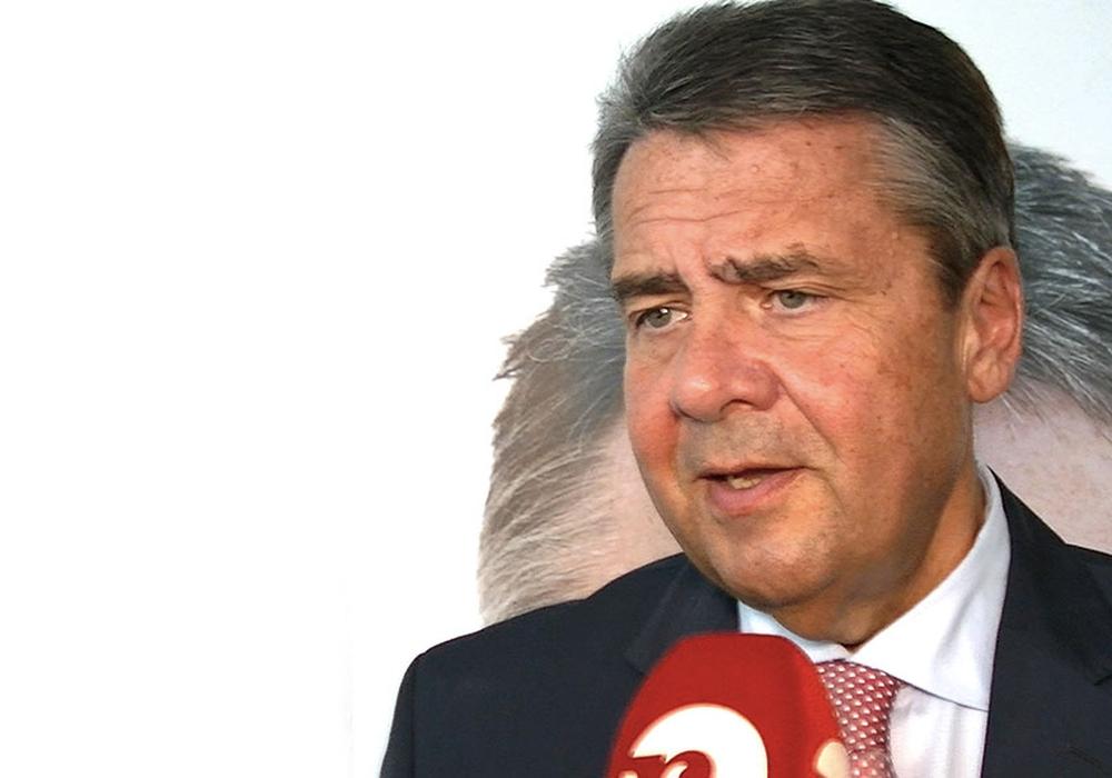Sigmar Gabriel könnte bereits in Kürze sein Bundestagsmandat niederlegen. Archivfoto: regionalHeute.de