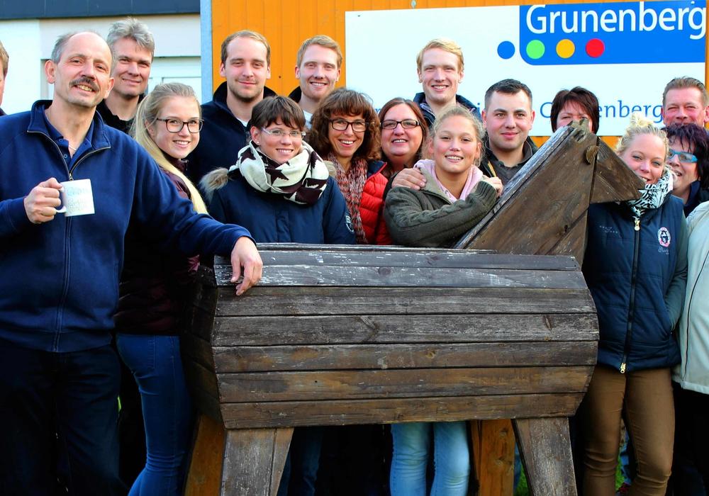 Die Reitgemeinschaft Elm- Heeseberg feuert am 15. Oktober ihr Kartoffelfest. Foto: Privat