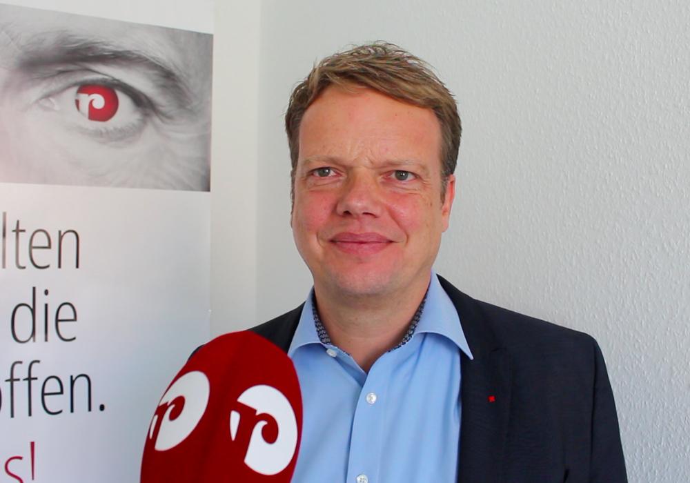 Der Braunschweiger SPD-Politiker Christoph Bratmann äußerte sich erfreut über den DigitalPakt Schule. Foto: regionalHeute.de