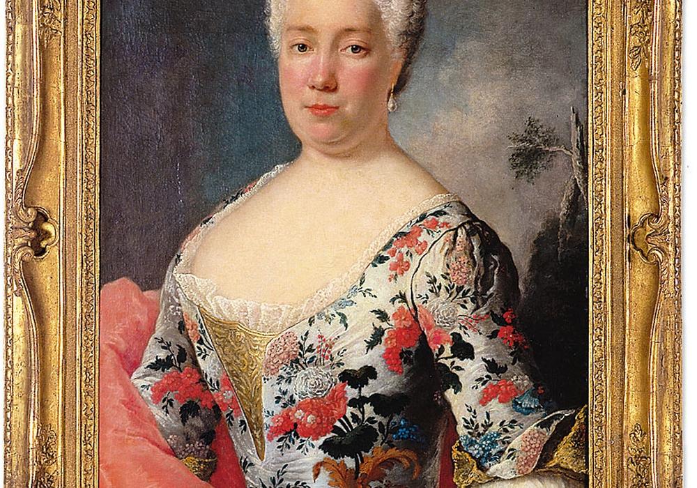 Anna Adelheit Catharina von der Schulenburg-Beetzendorf. Foto: Stadt Wolfsburg