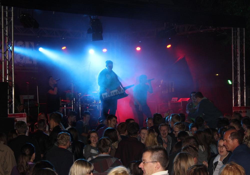 Am Freitag um 17 Uhr startet in Wolfenbüttel das Altstadtfest. Symbolfoto: Anke Donner