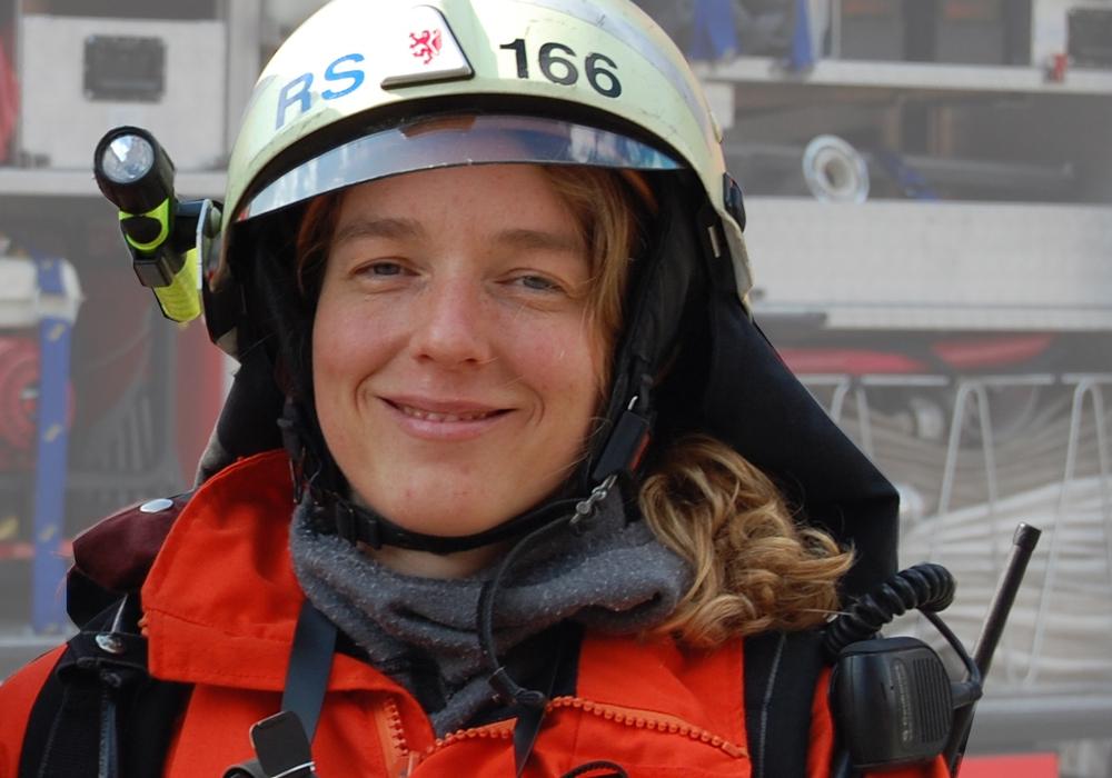 Marina Thies, Foto: Feuerwehr Braunschweig