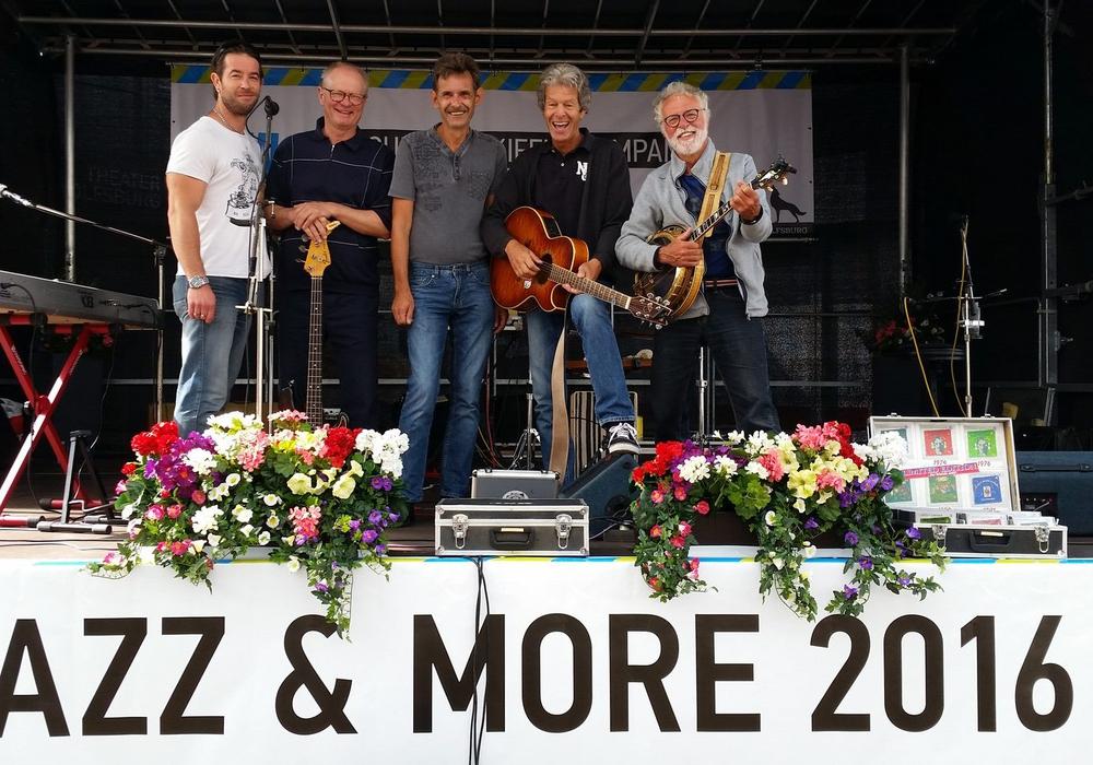 """Auch in diesem Jahr steht Bourbon Skiffle Company auf der """"Jazz& more""""-Bühne. Foto: Archiv WMG"""