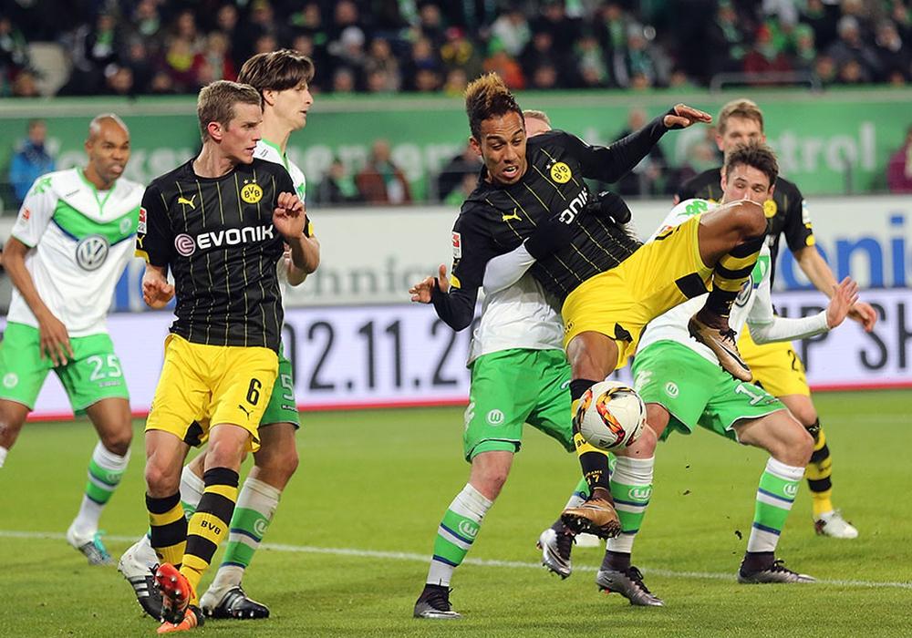 Den VfL erwartet eine Knaller-Begegnung zum Bundesligaauftakt. Foto: Agentur Hübner