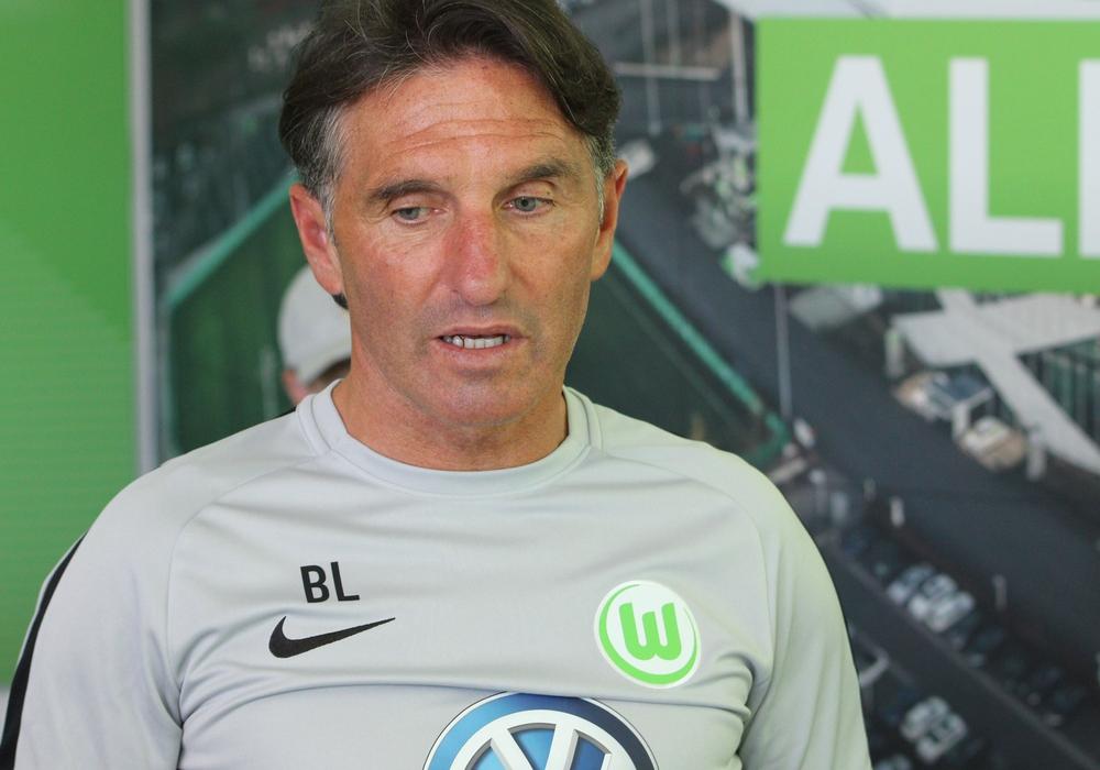 Wir sprachen zum Start der Vorbereitung mit VfL-Trainer Bruno Labbadia. Video: Jens Bartels/Foto: Frank Vollmer